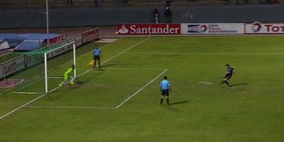 Además anotó un gol desde los 11 pasos Foto:Youtube: FootballManiaChannel
