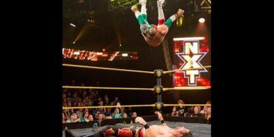 Asegura que tiene la capacidad para ser un estalar del entretenimiento deportivo Foto:WWE