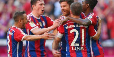 El español comparó a su ex equipo con los bávaros Foto:Getty
