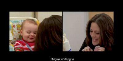 El doctor Tronick asegura que ignorar a un bebé es una forma de abuso Foto:Captura de Pantalla UMass