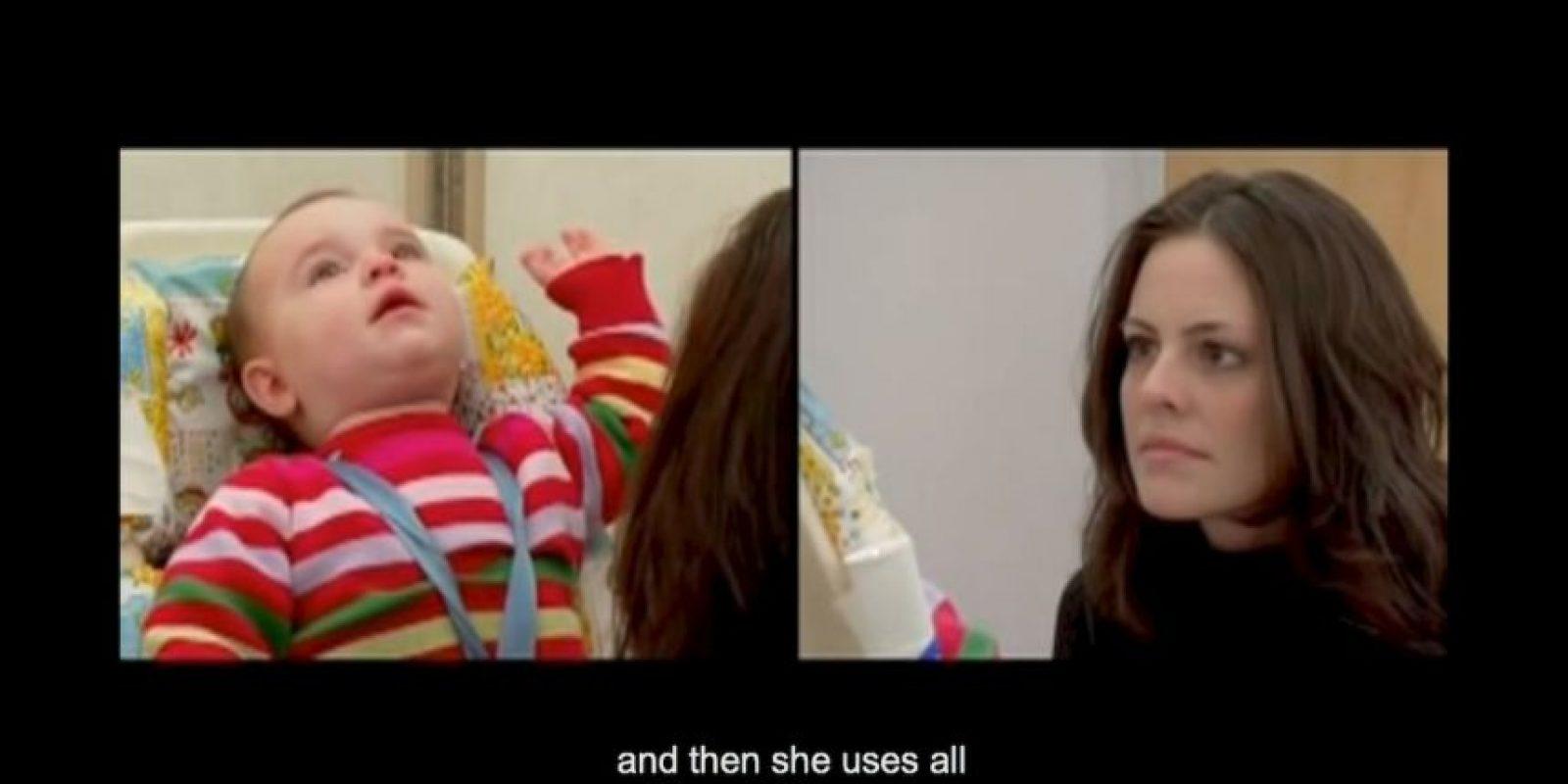 Las reacciones positivas ayudan al desarrollo emocional de los bebés Foto:Captura de Pantalla UMass