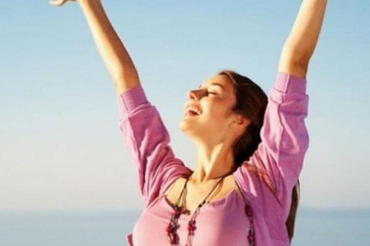 Las personas nacidas en primavera suelen ser excesivamente positivos. Foto:Tumblr.com/Tagged/felicidad