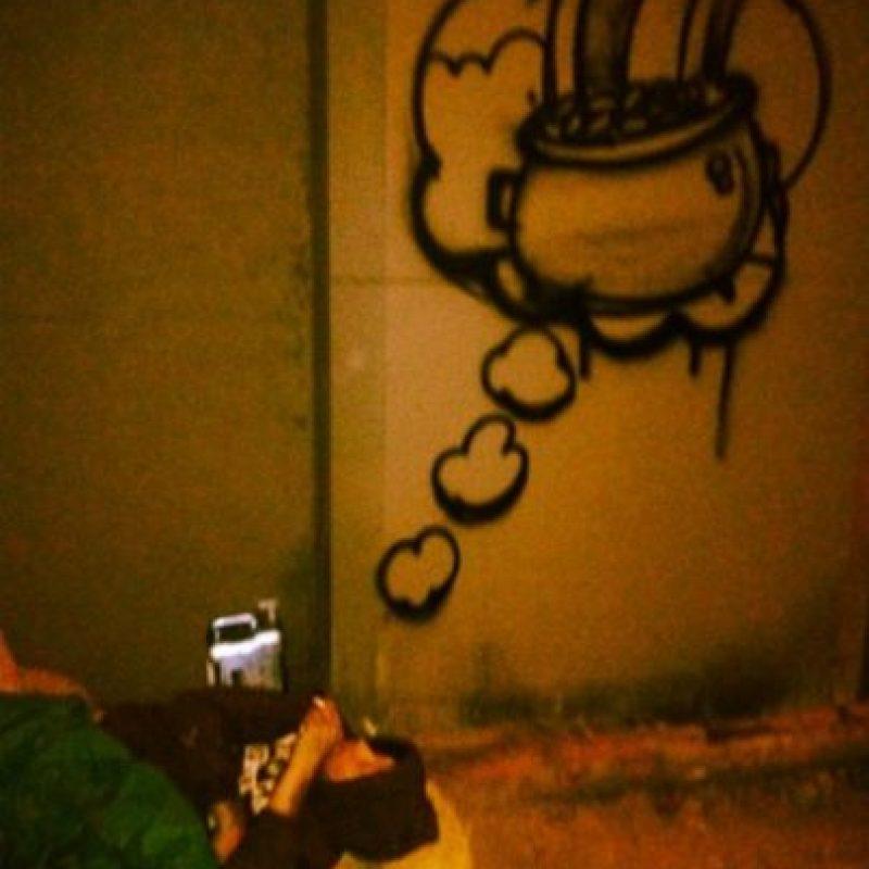 Foto:Vía Instagram @skidrobot