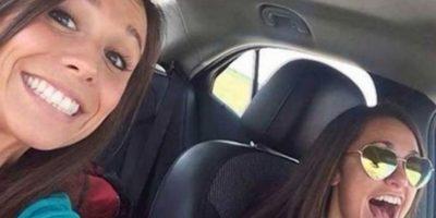 Collette Moreno y su amiga viajaban a una despedida de soltera. Solo una sobrevivió. Foto:Twitter