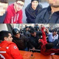 Mohammad Al-Chaar se tomó una foto antes de morir por la explosión de un coche-bomba Foto:Twitter