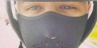 """Jadiel, un popular reguetonero, se estrelló momentos después de captar esta """"selfie"""" Foto:Twitter"""