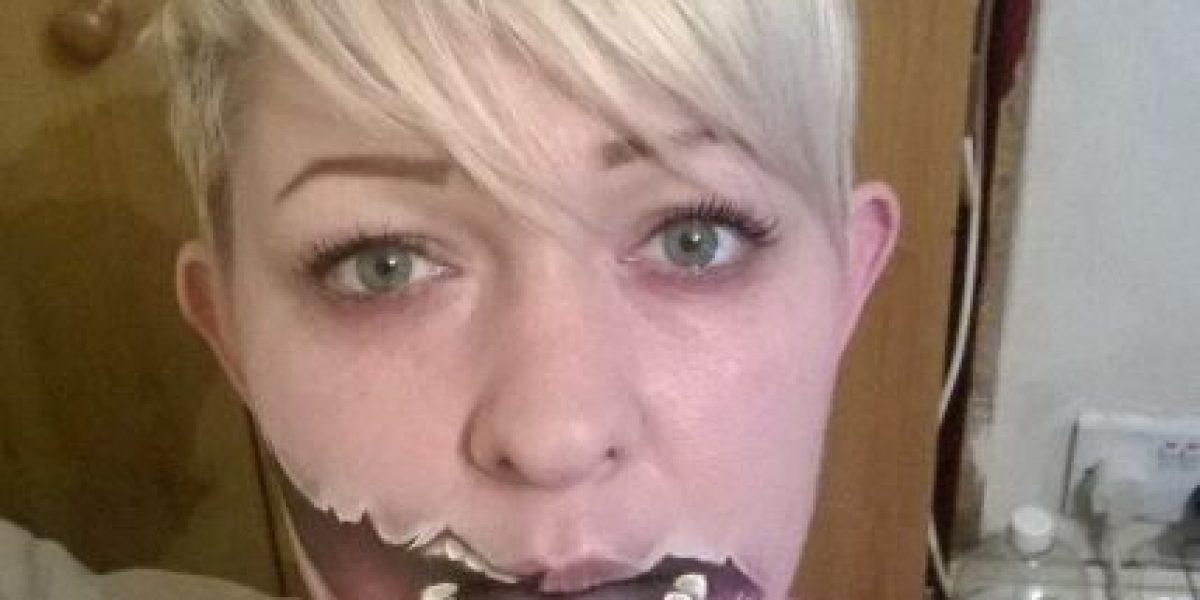 FOTOS: Mujer se transforma en terroríficos monstruos con un poco de maquillaje
