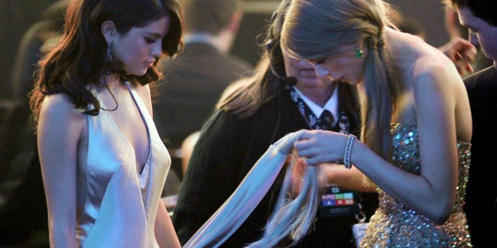 La rubia es una excelente consejera Foto:Getty Images