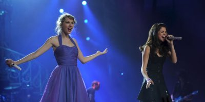 Tylor Swift y Selena Gomez Foto: Getty Images