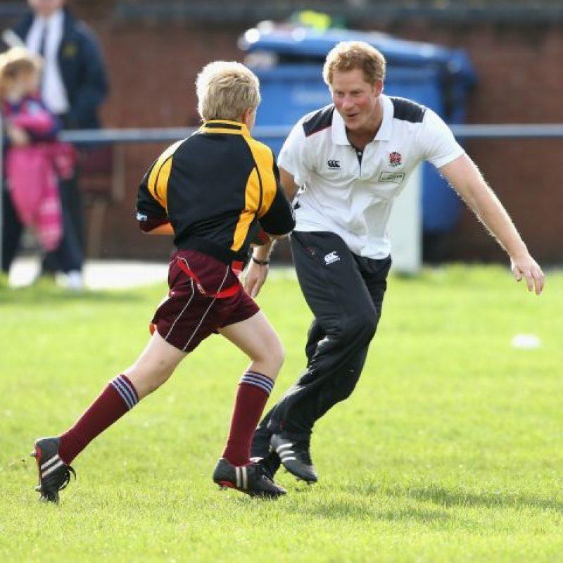 Le encantan los deportes Foto:Getty Images