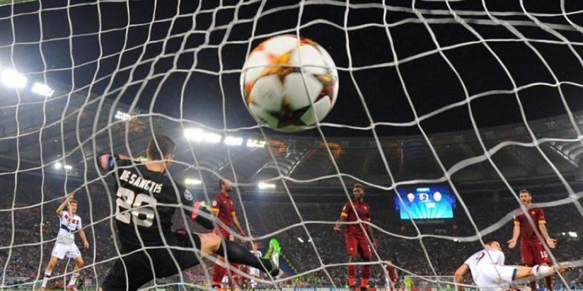 1-7. El Bayern vapulea al Roma y prácticamente sentencia la clasificación