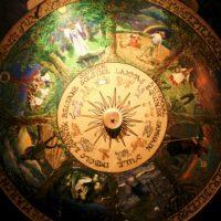 Rueda: Simboliza un ciclo. Foto:Wikipedia
