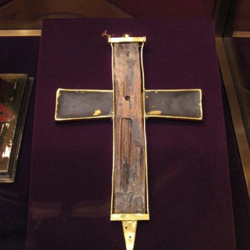 Cruz: Símbolo de iniciación Foto:Wikipedia