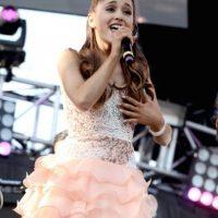 La cantante abandonó una sesión de fotos, luego de que un fotógrafo se negara a borrar unas tomas que no le favorecían. Foto:Getty Images