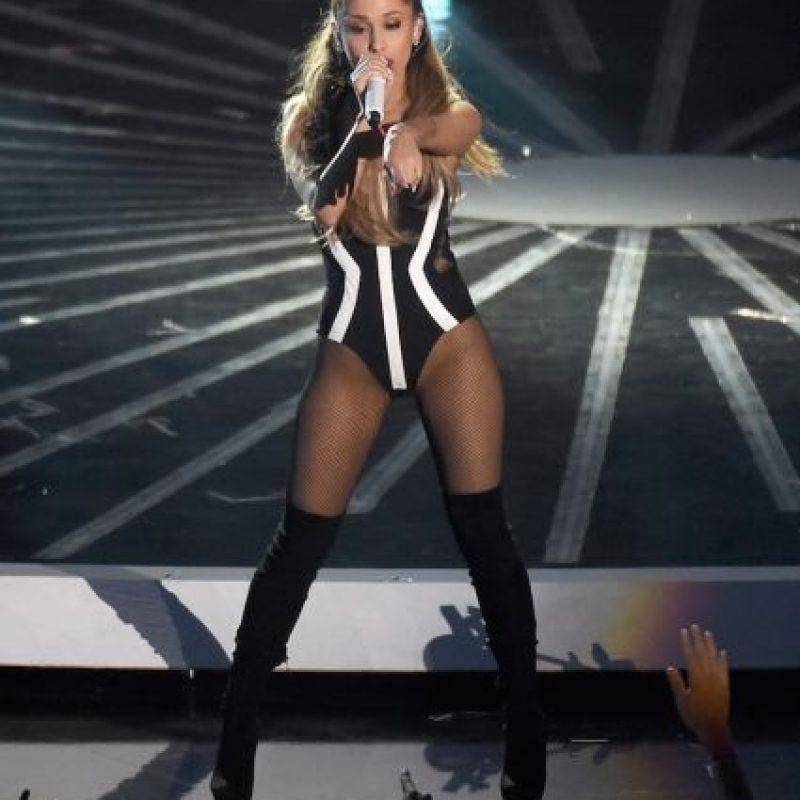 Grande, pide que eviten compararla con Mariah Carey Foto:Getty Images