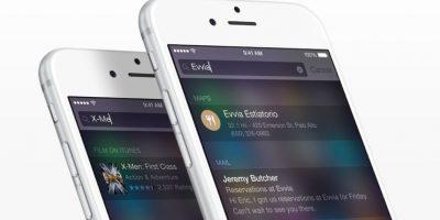 Spotlight brinda mejores resultados de búsqueda. Foto:Apple