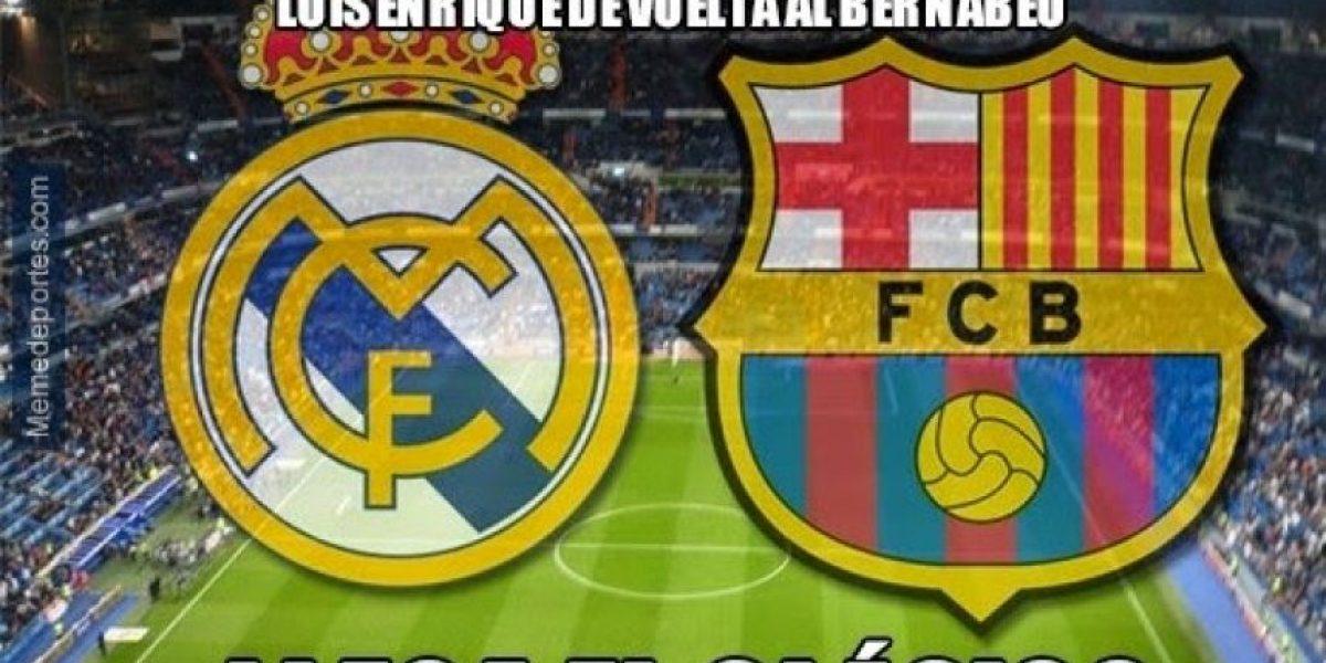 MEMES: Las mejores burlas previas al derby entre Real Madrid y Barcelona