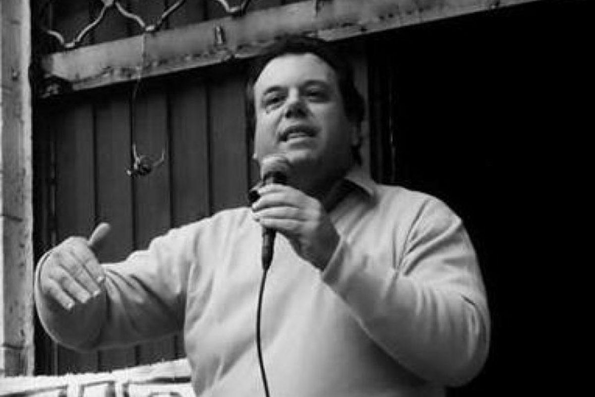 Rafael Fernández Foto:Facebook: Partido de los trabajadores