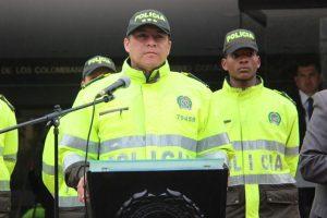 Comandante de la Policía de Bogotá, general Humberto Guatibonza. Foto:Archivo Colprensa