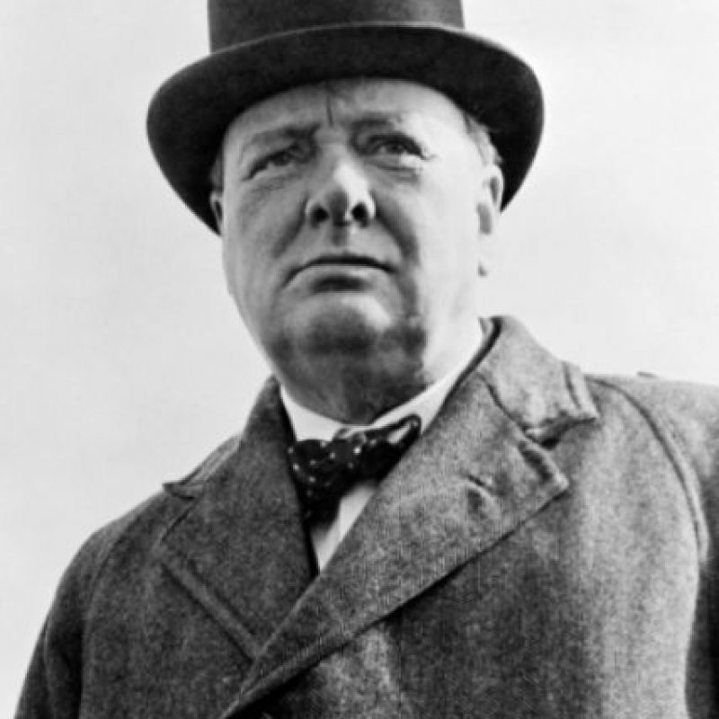 Winston Churchill Foto:Wikipedia