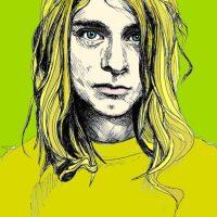 Kurt Cobain Foto:Deviantart