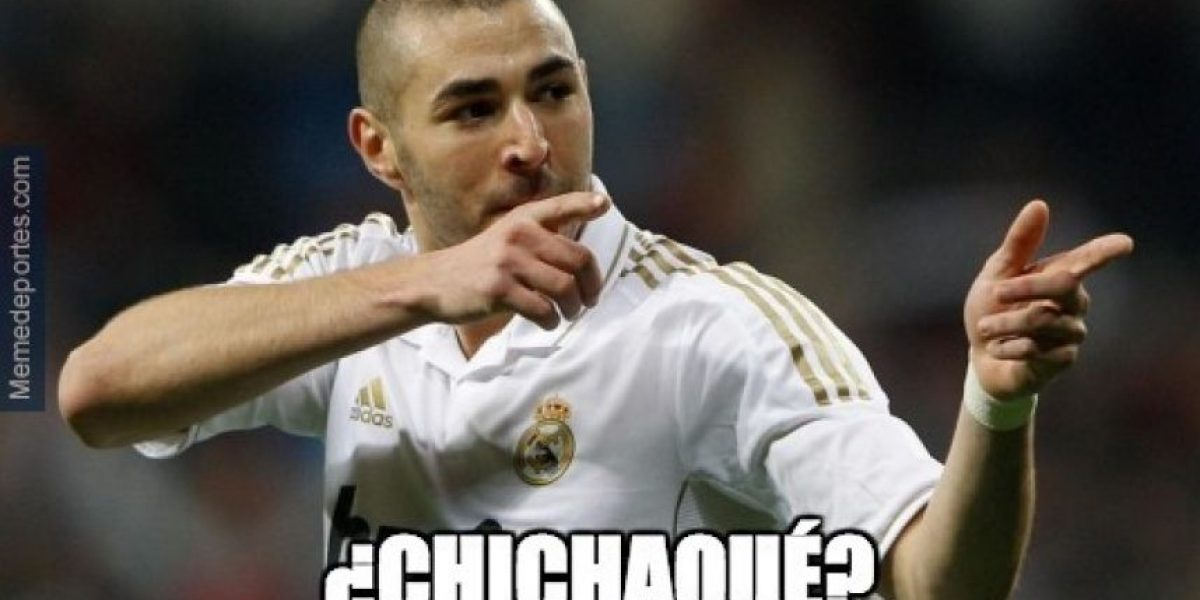 MEMES: Se burlan de la goleada de Real Madrid al Liverpool