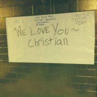 """""""Te amamos Christian"""" son las palabras con las que amigos y familiares se despiden Foto:Facebook/In Loving Memory of Christian Faith Benge"""