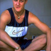 Era un atleta nato. Foto:Getty Images