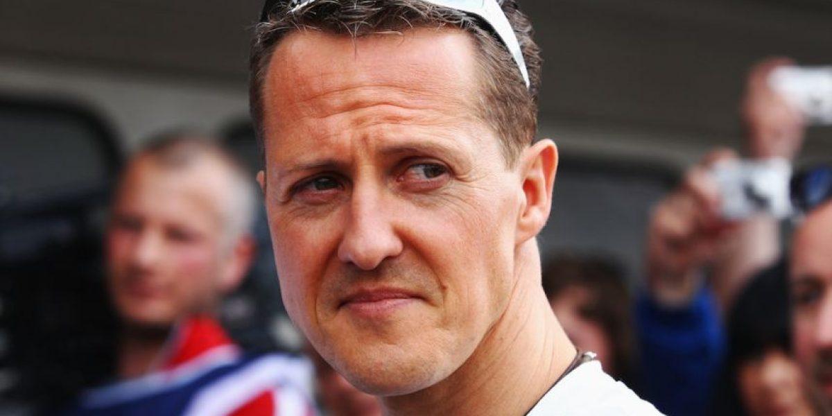 Doctor de Michael Schumacher dice que se recuperará de 1 a 3 años