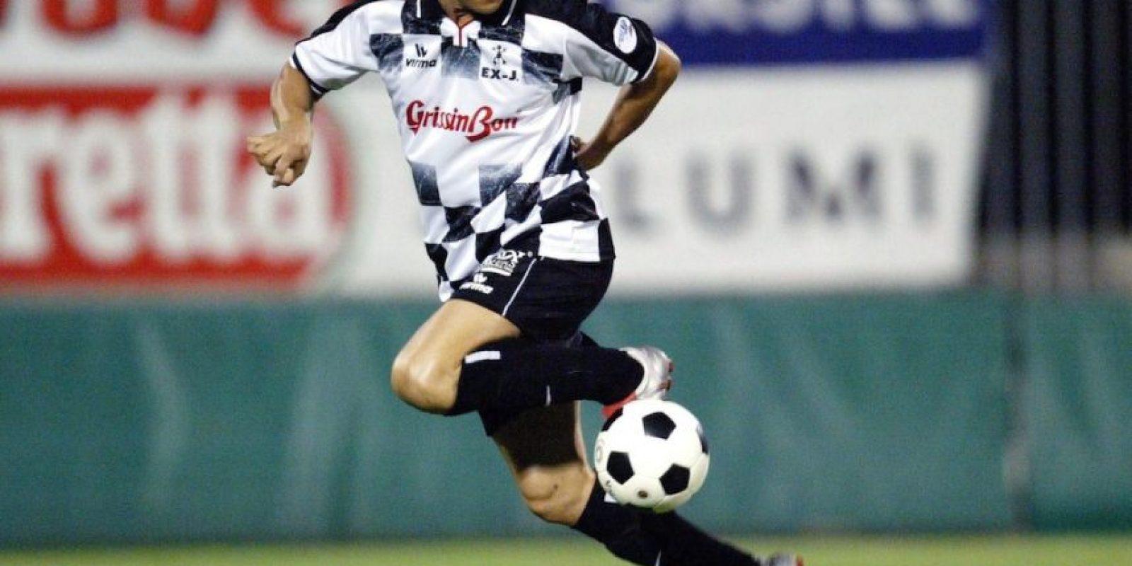 No era mal futbolista. Foto:Getty Images