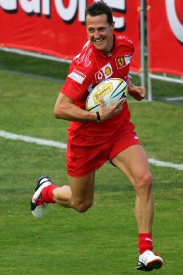Buen jugador de Rugby. Foto:Getty Images