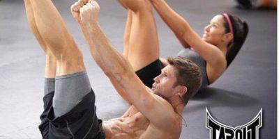 Y no explica cómo realizar algunos ejercicios Foto:Facebook: Tapout XT