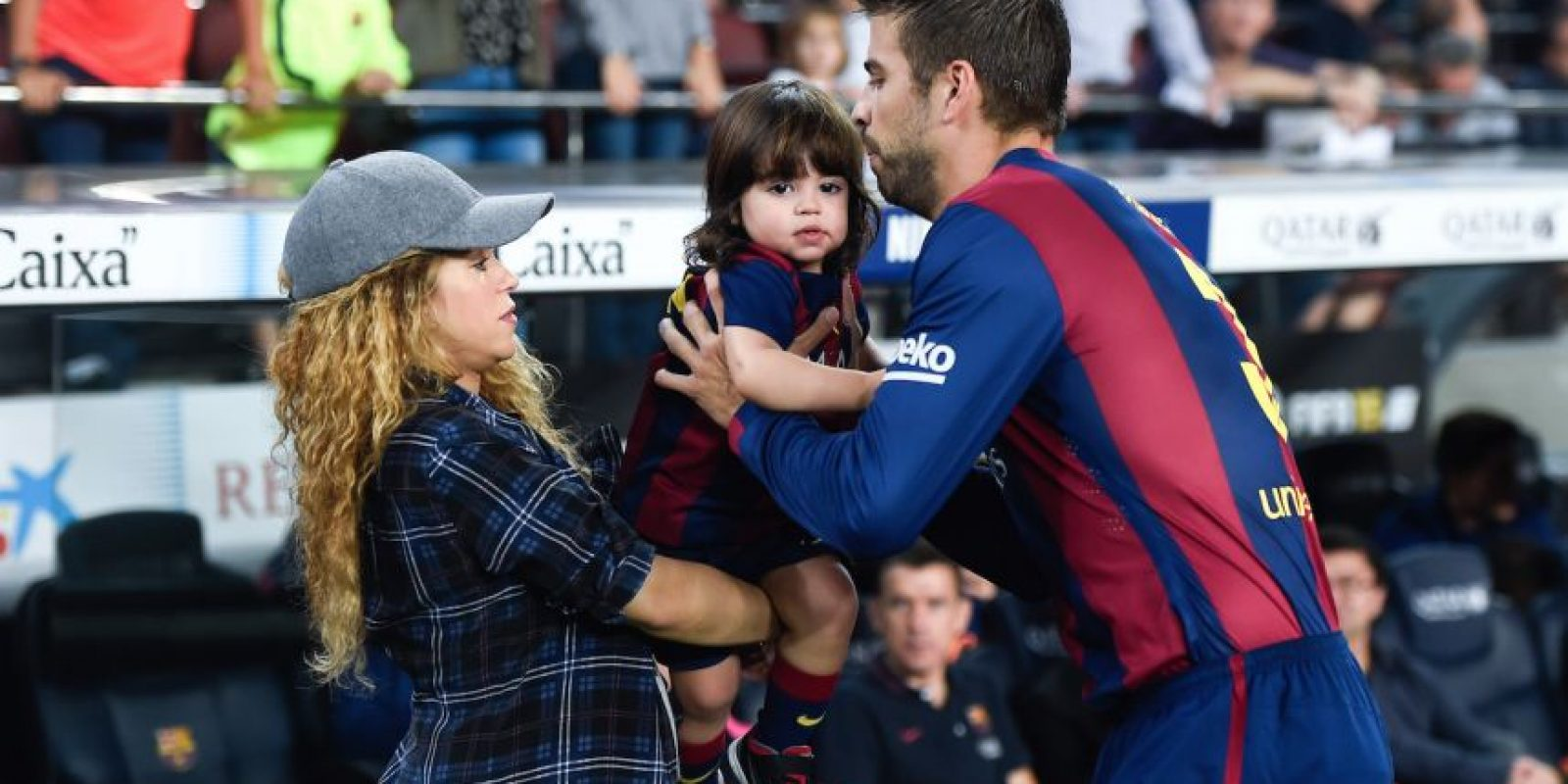 La cantante espera tener una niña Foto:Getty Images