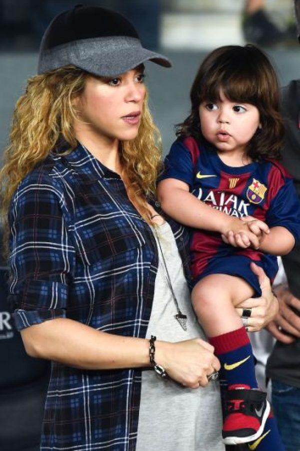 """La cantante considera que este nuevo bebé es """"un regalo para Milan"""" Foto:Getty Images"""