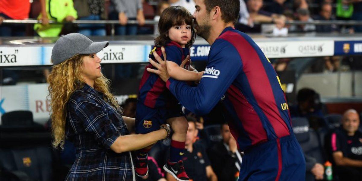 FOTOS: Shakira presume su segundo embarazo en Twitter