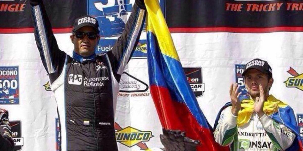Montoya llevará a las estrellas del automovilismo a Tocancipá
