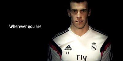 El galés Gareth Bale Foto:Youtube: ToreTToHDTV