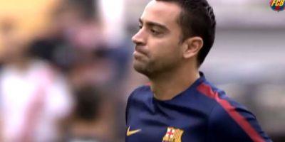 Tienen 22 puntos Foto:Youtube: FC Barcelona