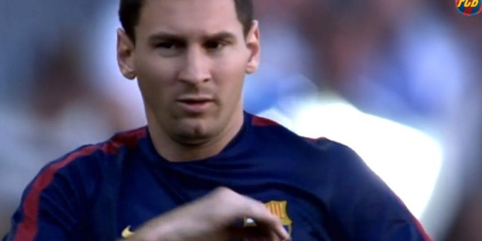 Cuatro más que su acérrimo rival Foto:Youtube: FC Barcelona