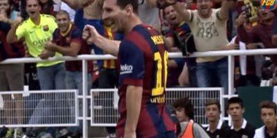 Los culés son líderes de la Liga de España Foto:Youtube: FC Barcelona