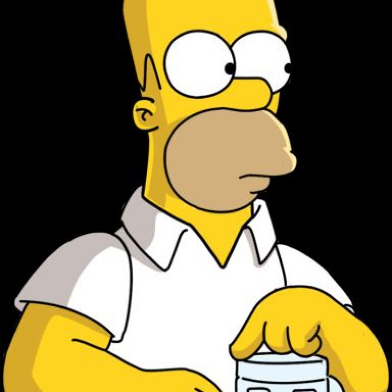 Homero Simpson Foto: Wikipedia