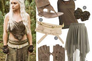 Daenerys Targaryen, de 'Juego de Tronos', es una opción popular Foto:Pinterest