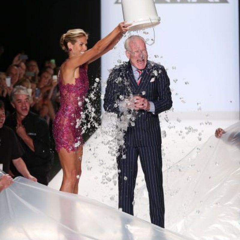 """O pueden hacerlo con el """"Ice Bucket Challenge"""" Foto:Getty"""