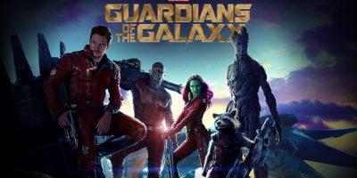 Los Guardianes de la Galaxia son otros superhéroes que llegan a imponer la moda. Foto:Marvel
