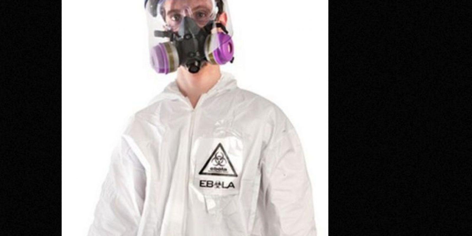 Hablando de ébola, ¿quién se quiere disfrazar? Foto:BrandSales