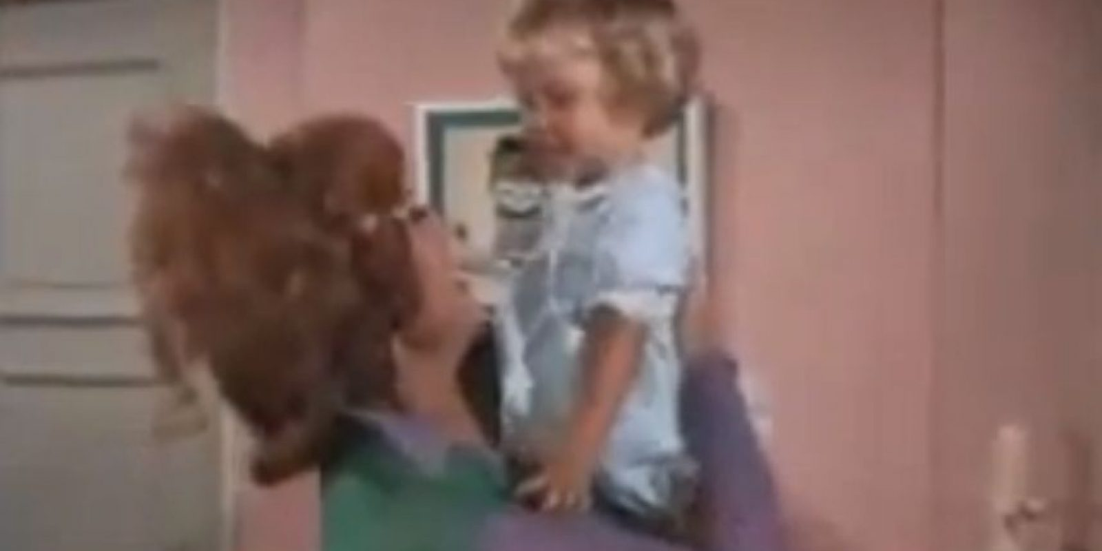 "La madre de ""Samantha"" es ""Endora"" Foto:ABC"