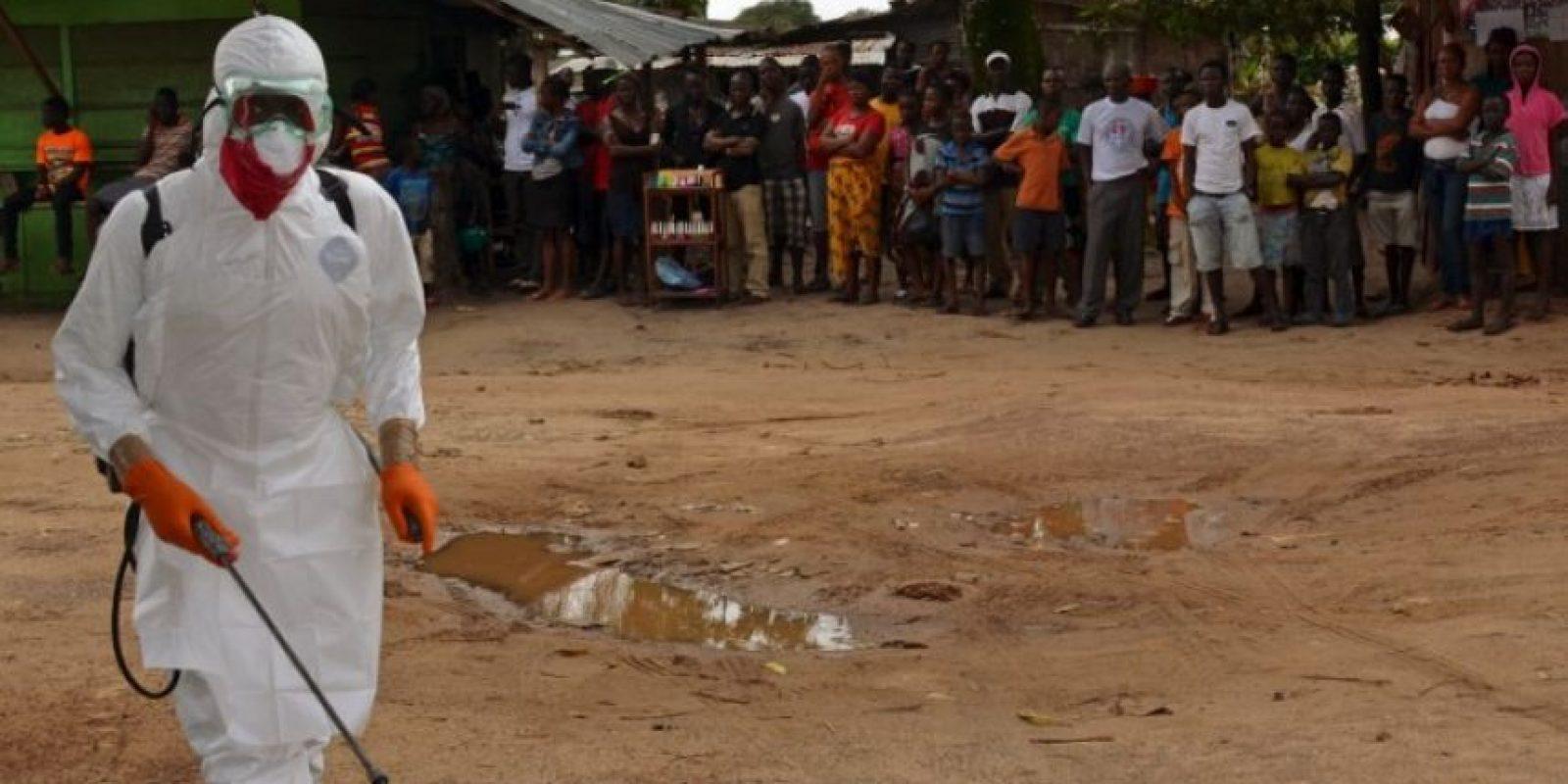 Liberia Foto:AFP