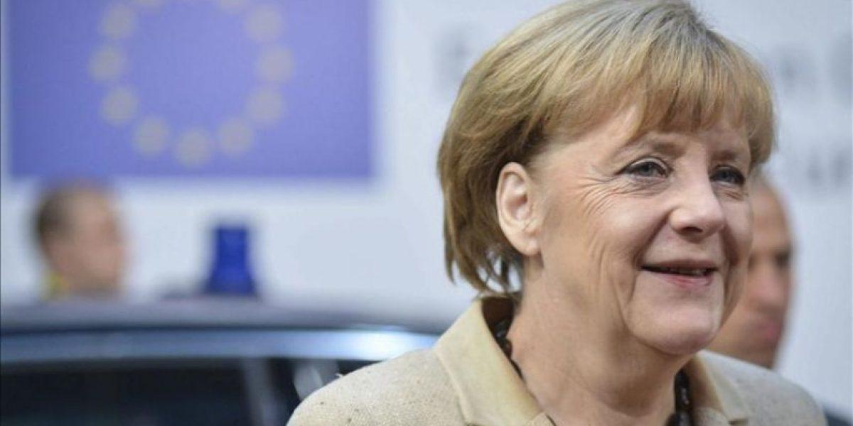 Putin y Merkel abogan por nuevas consultas entre Kiev y los separatistas