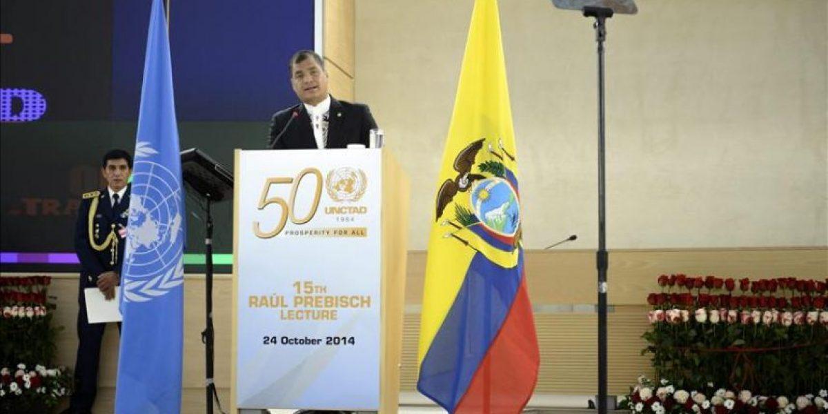 La independencia real de Latinoamérica pasa por la integración, según Correa