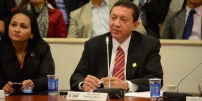 Representante a la Cámara por La Guajira, Antenor Durán Foto:Colprensa
